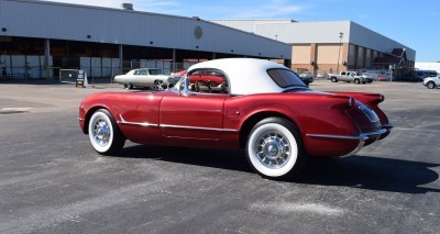 1953 Chevrolet Corvette Bubble Hardtop - 1989 Replica Vehicle 17