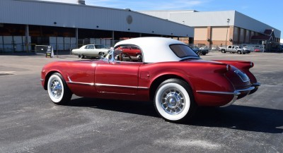 1953 Chevrolet Corvette Bubble Hardtop - 1989 Replica Vehicle 18