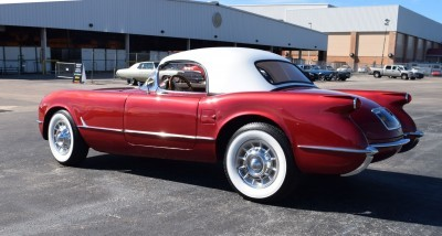 1953 Chevrolet Corvette Bubble Hardtop - 1989 Replica Vehicle 19