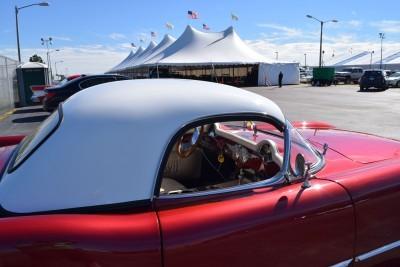 1953 Chevrolet Corvette Bubble Hardtop - 1989 Replica Vehicle 26