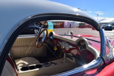 1953 Chevrolet Corvette Bubble Hardtop - 1989 Replica Vehicle 27