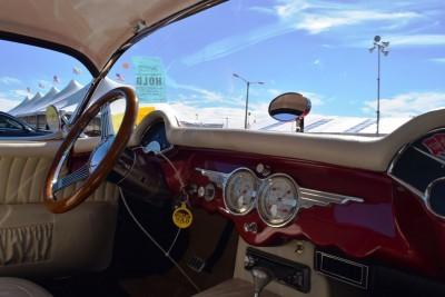 1953 Chevrolet Corvette Bubble Hardtop - 1989 Replica Vehicle 29