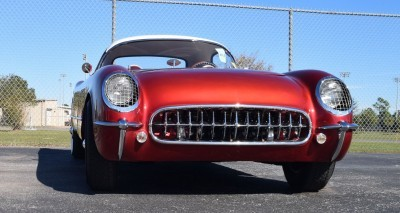 1953 Chevrolet Corvette Bubble Hardtop - 1989 Replica Vehicle 34
