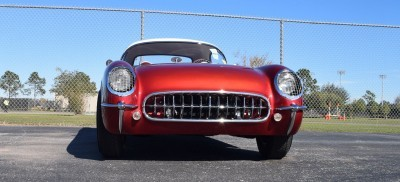 1953 Chevrolet Corvette Bubble Hardtop - 1989 Replica Vehicle 35