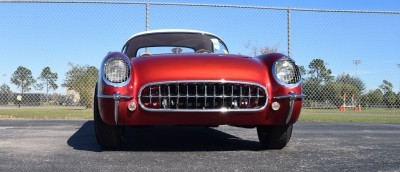 1953 Chevrolet Corvette Bubble Hardtop - 1989 Replica Vehicle 36