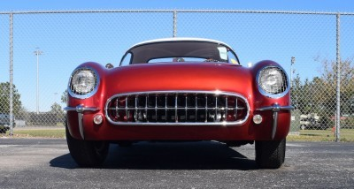 1953 Chevrolet Corvette Bubble Hardtop - 1989 Replica Vehicle 41