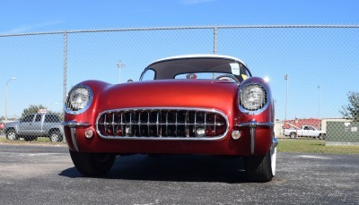 1953 Chevrolet Corvette Bubble Hardtop - 1989 Replica Vehicle 42