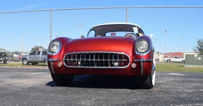 1953 Chevrolet Corvette Bubble Hardtop - 1989 Replica Vehicle 43