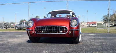 1953 Chevrolet Corvette Bubble Hardtop - 1989 Replica Vehicle 44