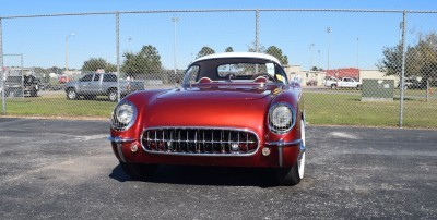 1953 Chevrolet Corvette Bubble Hardtop - 1989 Replica Vehicle 46