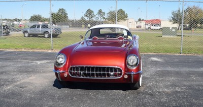 1953 Chevrolet Corvette Bubble Hardtop - 1989 Replica Vehicle 47