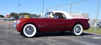 1953 Chevrolet Corvette Bubble Hardtop - 1989 Replica Vehicle 5