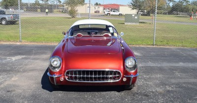 1953 Chevrolet Corvette Bubble Hardtop - 1989 Replica Vehicle 50