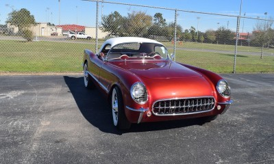 1953 Chevrolet Corvette Bubble Hardtop - 1989 Replica Vehicle 57