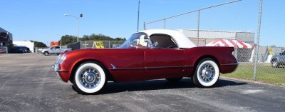 1953 Chevrolet Corvette Bubble Hardtop - 1989 Replica Vehicle 6