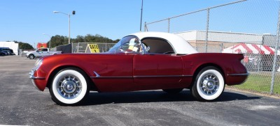 1953 Chevrolet Corvette Bubble Hardtop - 1989 Replica Vehicle 7