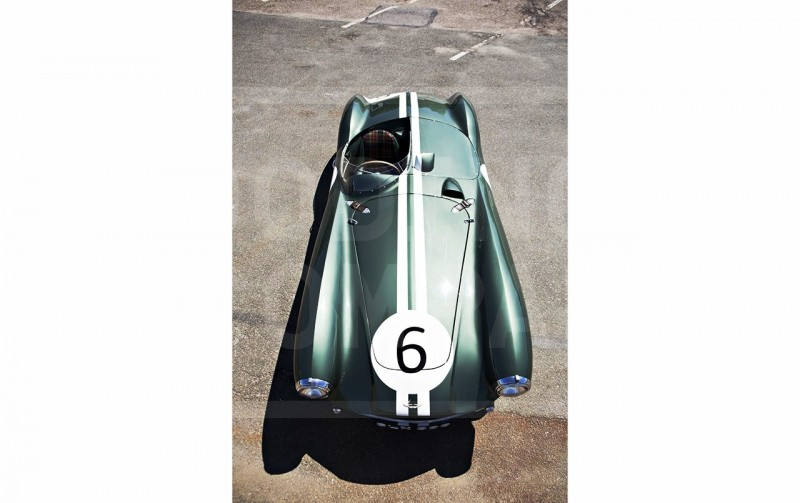 1955 Aston Martin DB3S Earns $5.5M At Gooding Pebble Beach 2014  13