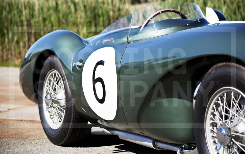 1955 Aston Martin DB3S Earns $5.5M At Gooding Pebble Beach 2014  3