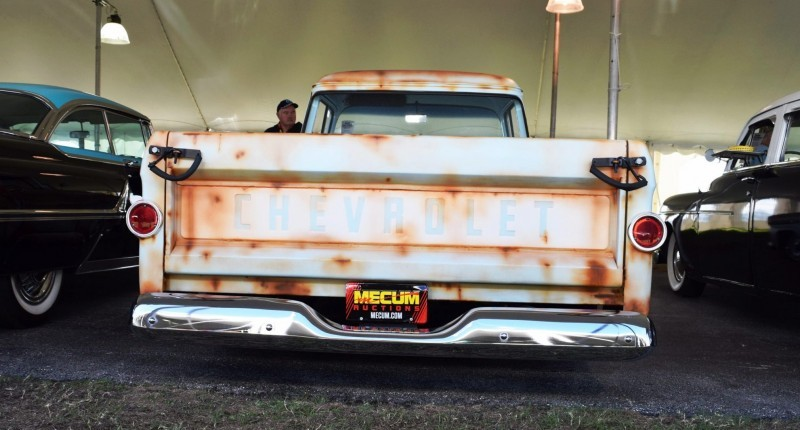 1959 Chevrolet APACHE Pickup Custom 17