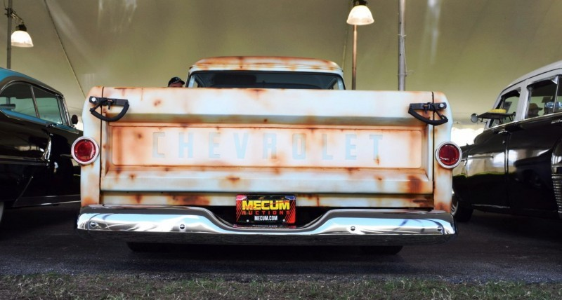 1959 Chevrolet APACHE Pickup Custom 18