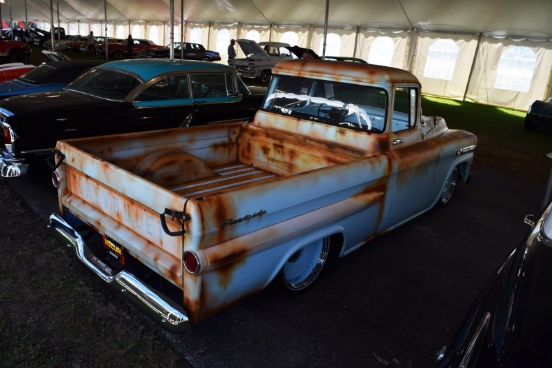 1959 Chevrolet APACHE Pickup Custom 19