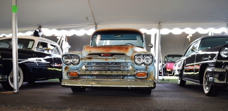 1959 Chevrolet APACHE Pickup Custom 2