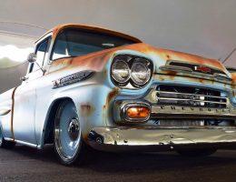 Mecum FL 2016 – 1959 Chevrolet APACHE Pickup Custom 6.0L LQ9
