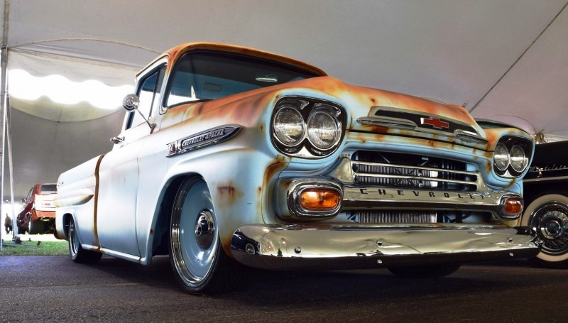 1959 Chevrolet APACHE Pickup Custom 20
