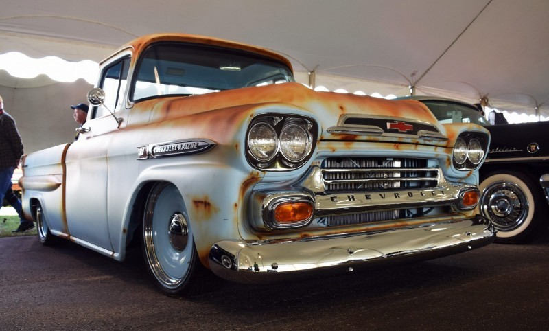 1959 Chevrolet APACHE Pickup Custom 21