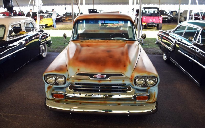 1959 Chevrolet APACHE Pickup Custom 28
