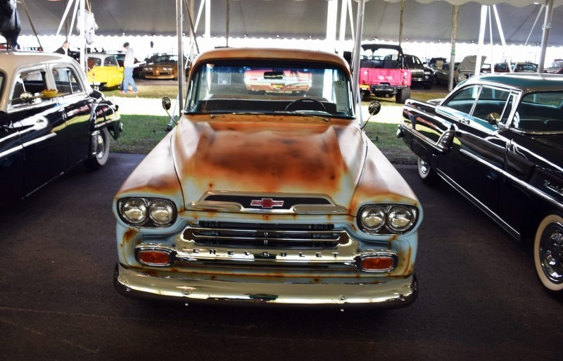 1959 Chevrolet APACHE Pickup Custom 29