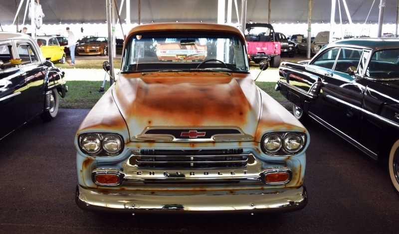 1959 Chevrolet APACHE Pickup Custom 30