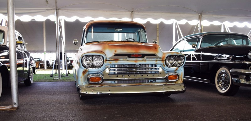 1959 Chevrolet APACHE Pickup Custom 32