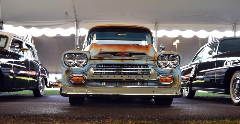 1959 Chevrolet APACHE Pickup Custom 33