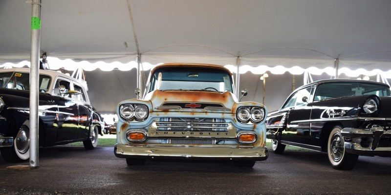 1959 Chevrolet APACHE Pickup Custom 35