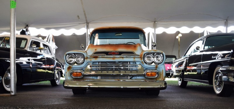 1959 Chevrolet APACHE Pickup Custom 36