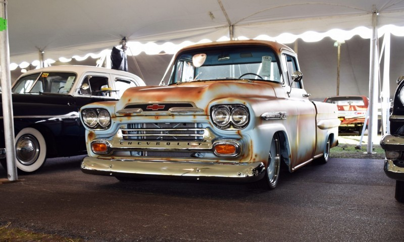 1959 Chevrolet APACHE Pickup Custom 4