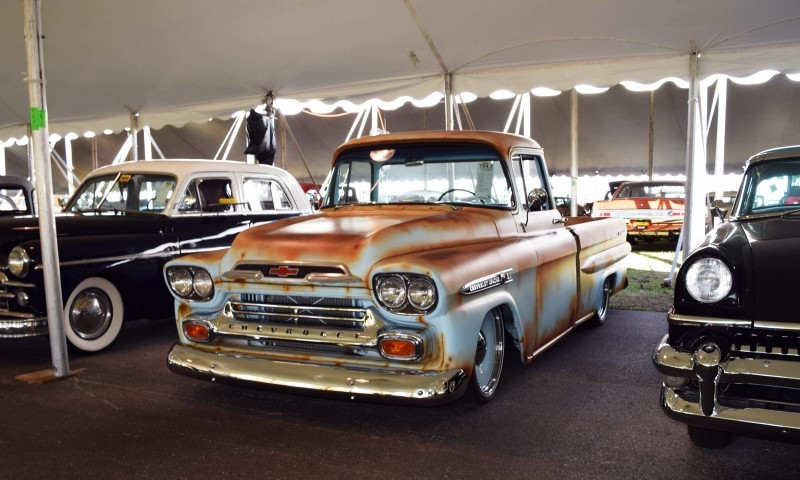 1959 Chevrolet APACHE Pickup Custom 5