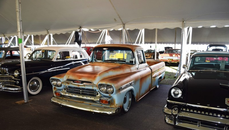 1959 Chevrolet APACHE Pickup Custom 6