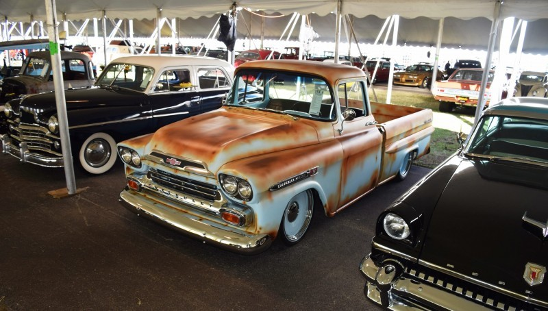 1959 Chevrolet APACHE Pickup Custom 7