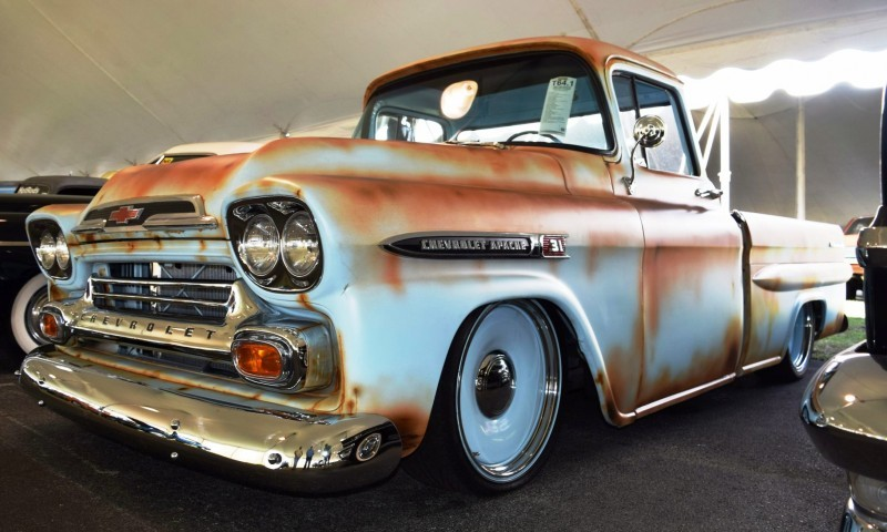 1959 Chevrolet APACHE Pickup Custom 8