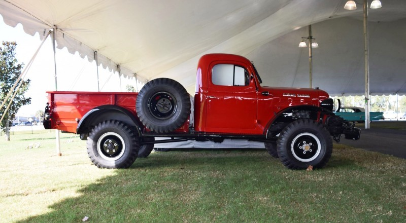 1961 Dodge POWER WAGON WM300 Pickup 10