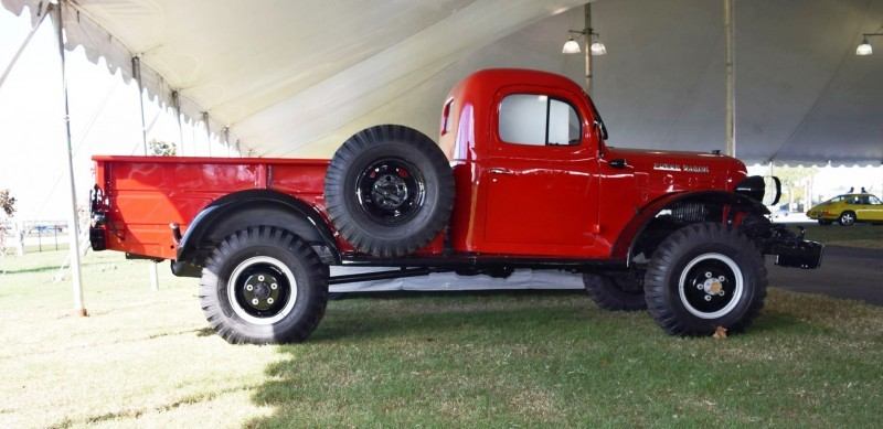 1961 Dodge POWER WAGON WM300 Pickup 11