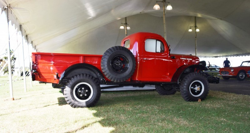 1961 Dodge POWER WAGON WM300 Pickup 12
