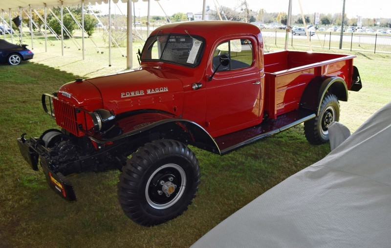 1961 Dodge POWER WAGON WM300 Pickup 17