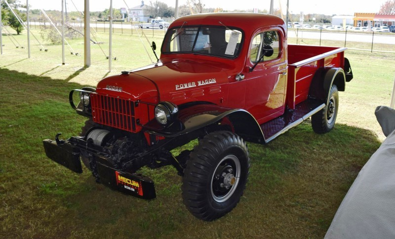 1961 Dodge POWER WAGON WM300 Pickup 18