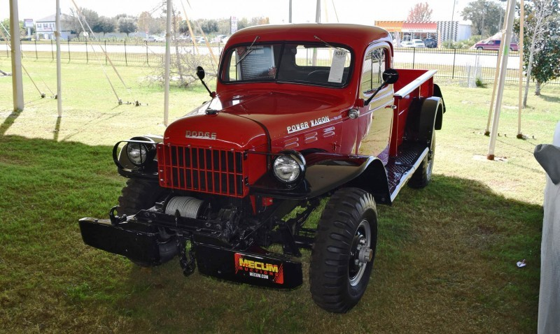 1961 Dodge POWER WAGON WM300 Pickup 19