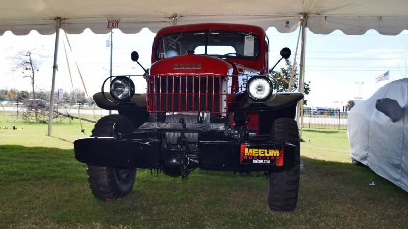 1961 Dodge POWER WAGON WM300 Pickup 2