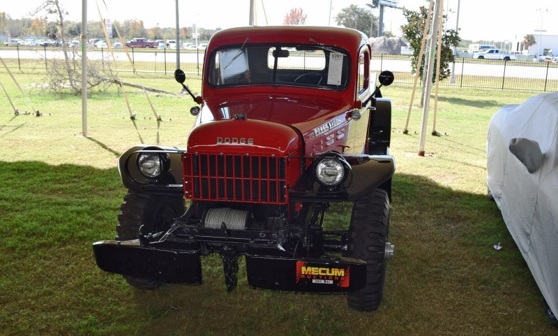 1961 Dodge POWER WAGON WM300 Pickup 20