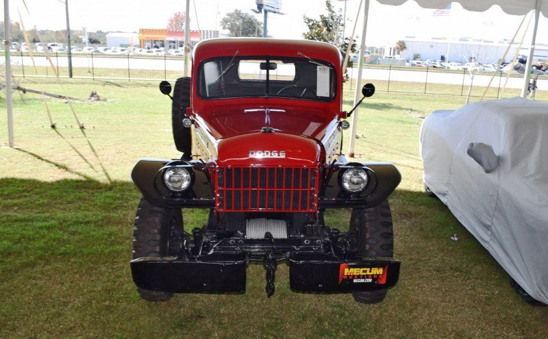 1961 Dodge POWER WAGON WM300 Pickup 21